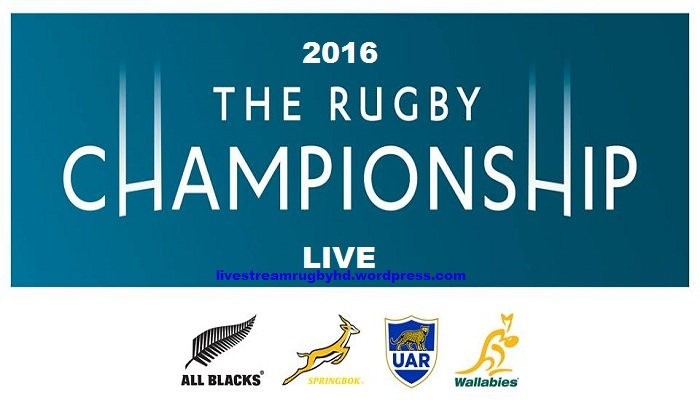 Rugby Championship Live Stream